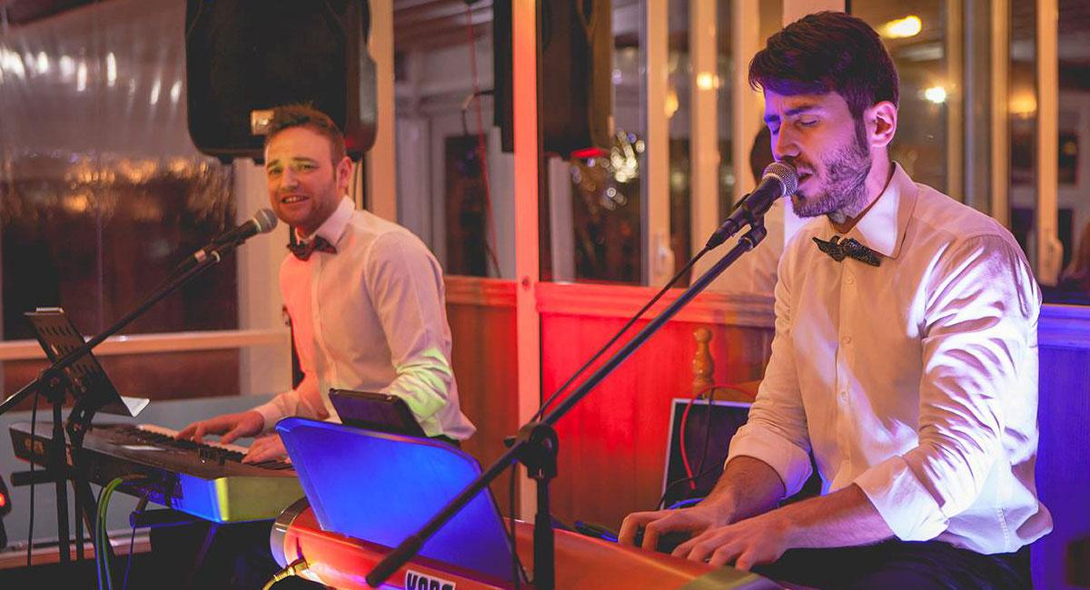 La mejor música en directo para tu fiesta, boda o evento.