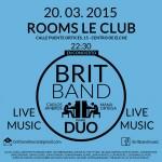 Rooms Le Club Elche concierto