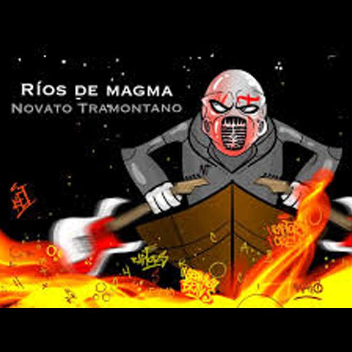 Rios de magma